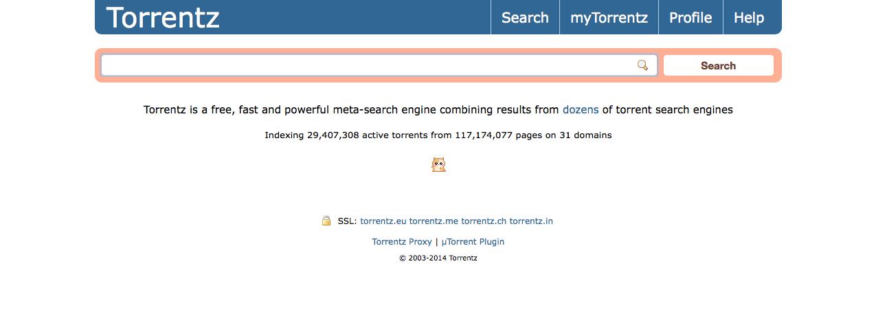las mejores web torrents: