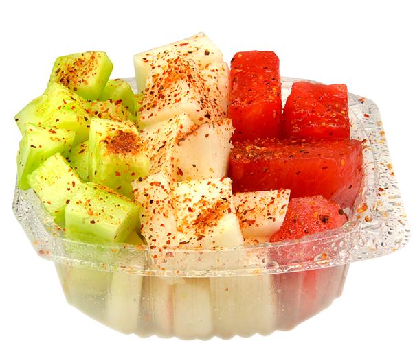 Resultado de imagen para fruta con chamoy
