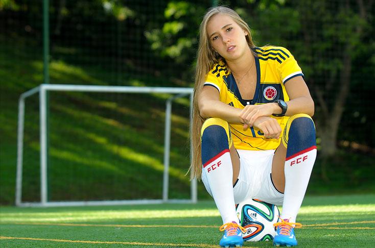 Las futbolistas más guapas del mundo