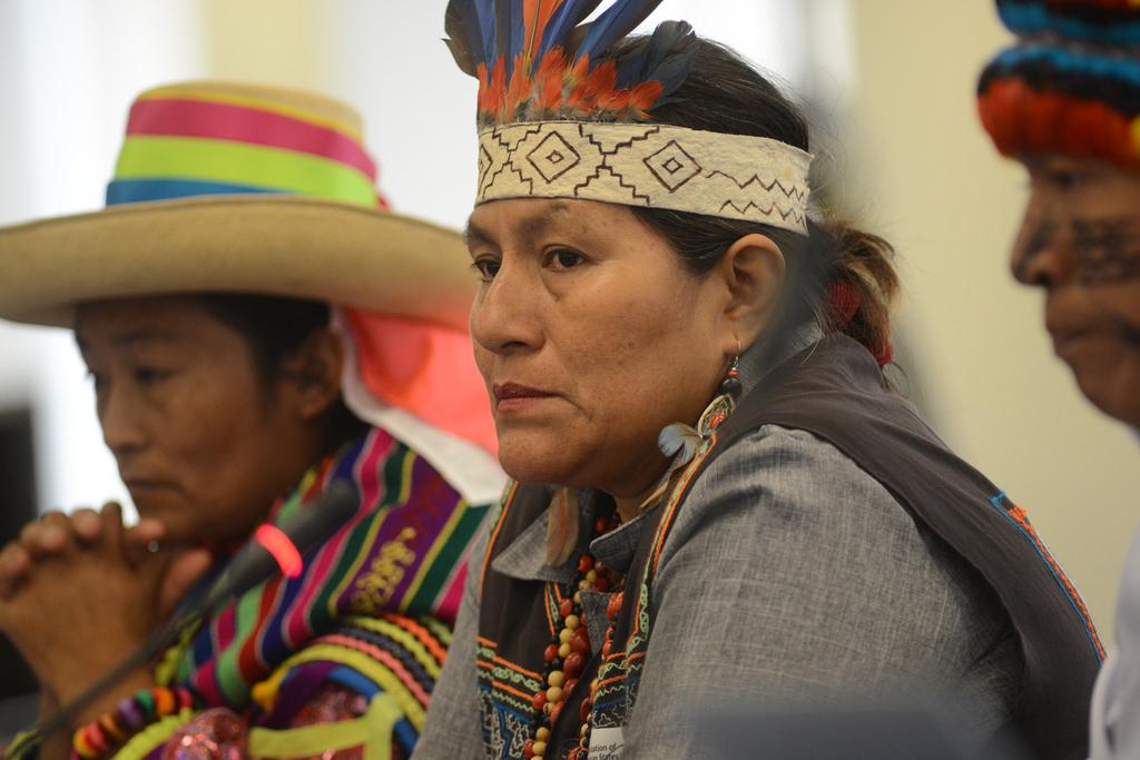 explotación indígena