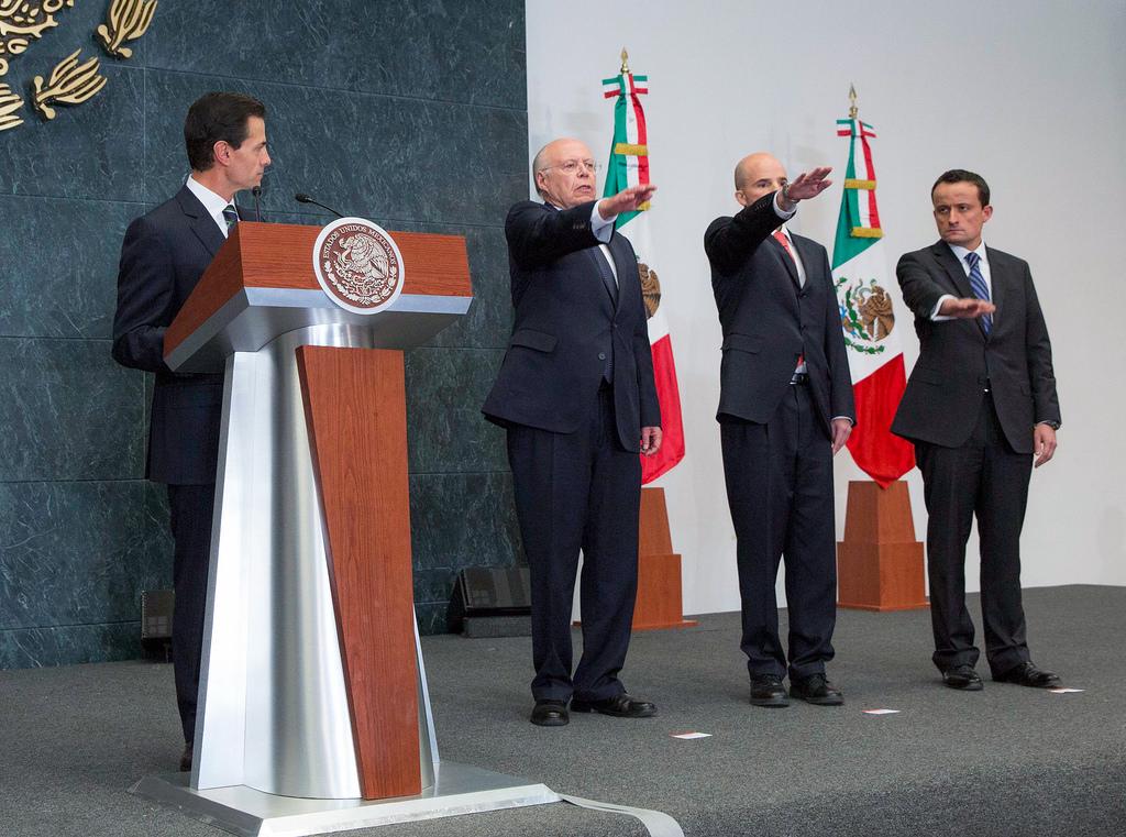 Mikel Arriola PRI