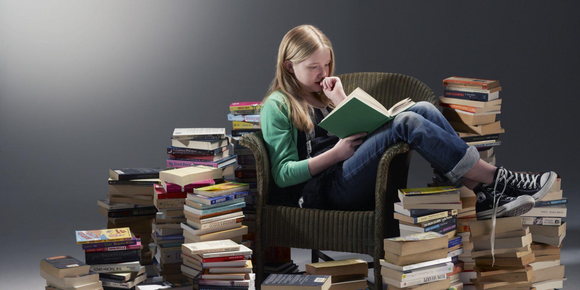 reto lector 2020 libros a domicilio