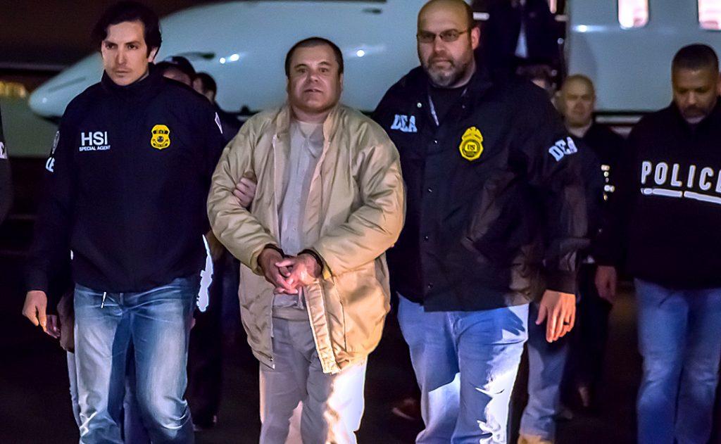 El Chapo narcos