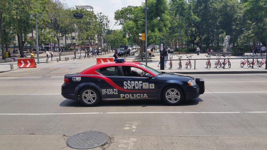 inseguridad, policia, patrulla