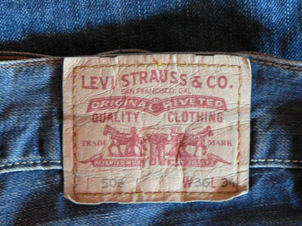 Levi's jeans automatización