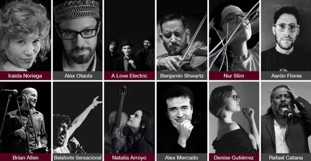 concierto teatro de la ciudad músicos en la ciudad de México
