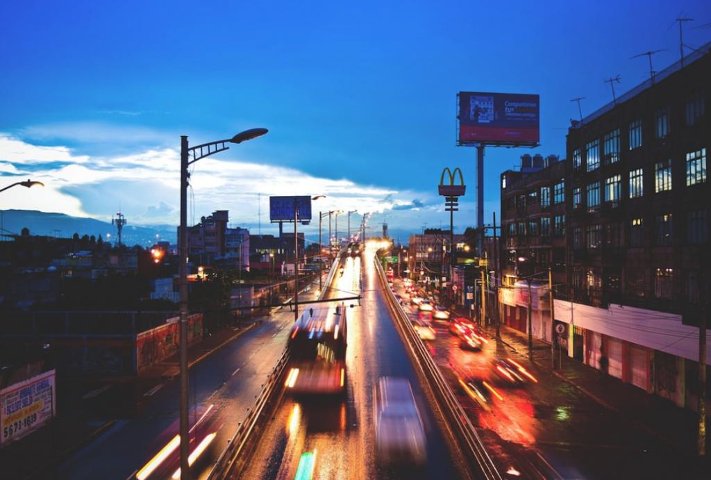 tráfico cdmx