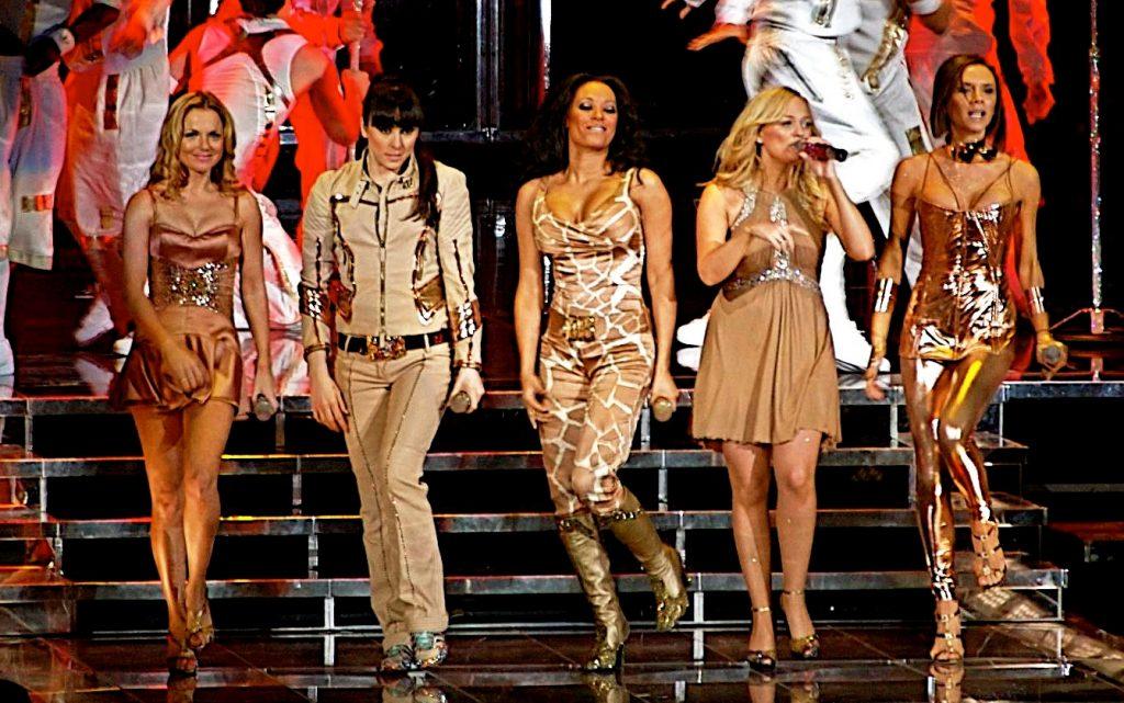Spice Girls, mel b bikini