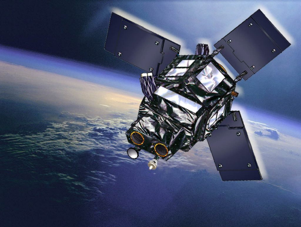 Musk wi fi satelites