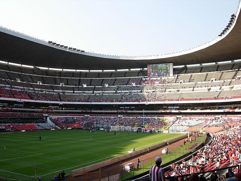 Mundial estadio azteca mexico