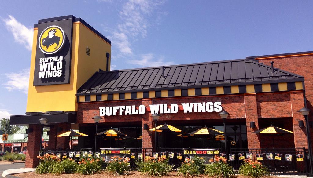 Buffalo Wild Wings alitas