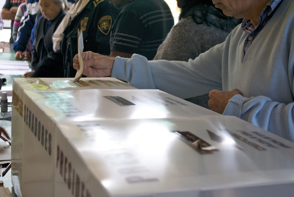 Partidos ine registro