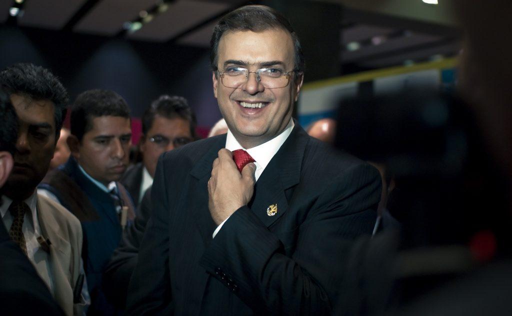 Marcelo Ebrard Agencia Espacial Latinoamericana y del Caribe