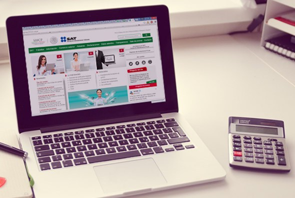 RFC cfdi sat declaración anual impuestos por los servicios en línea
