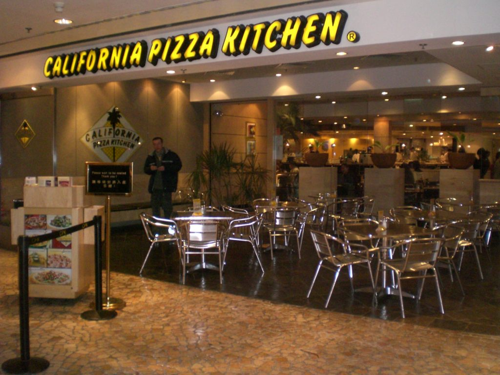 Alsea California pizza kitchen