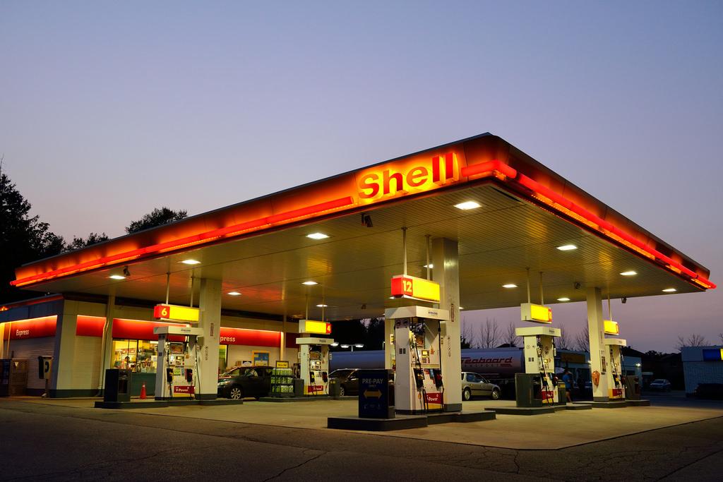 shell gasolina