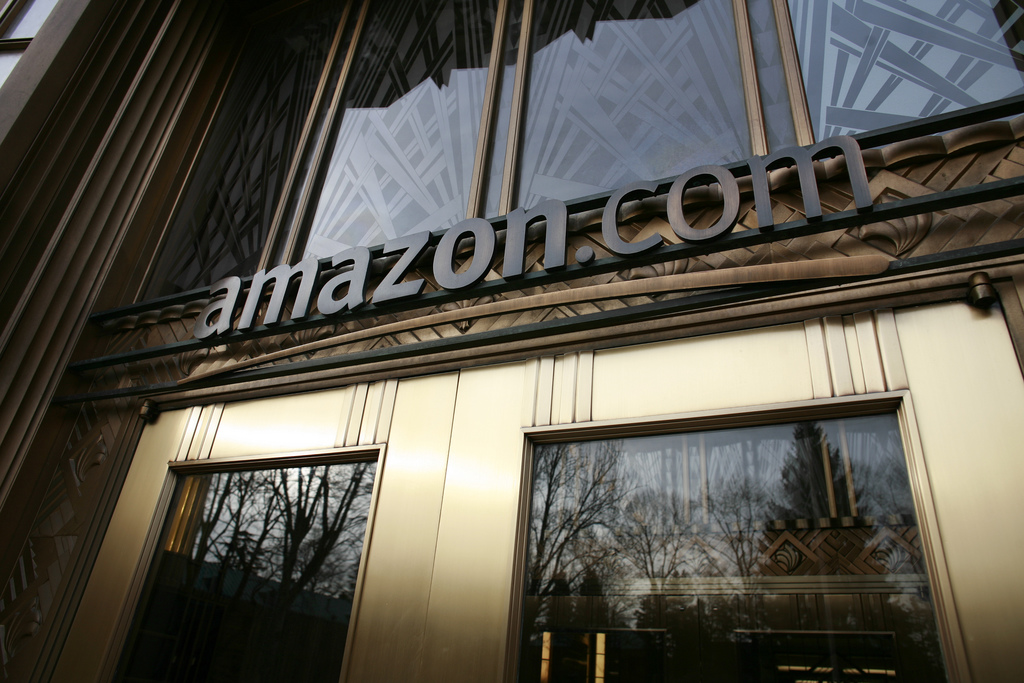 Amazon oficinas hq empresas