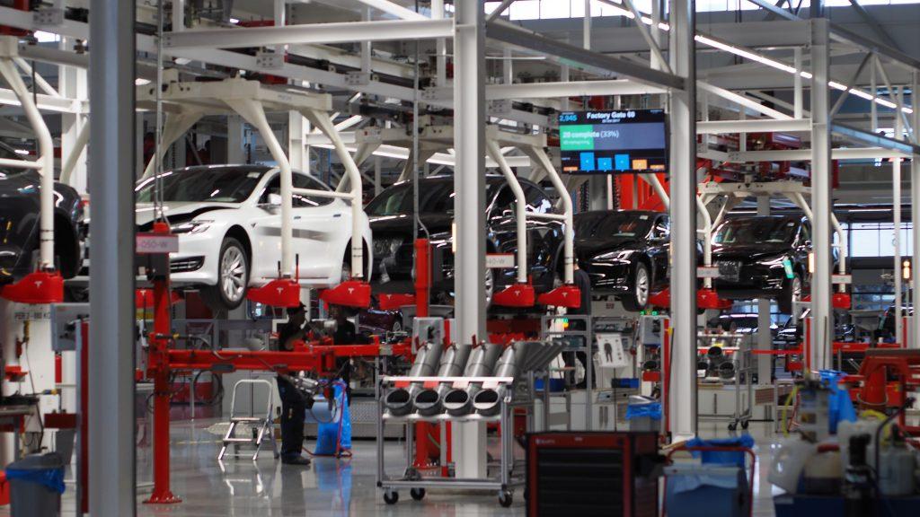 fábrica autos eléctricos