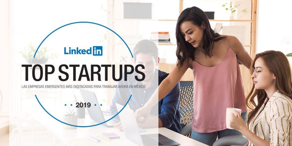 LinkedIn startups