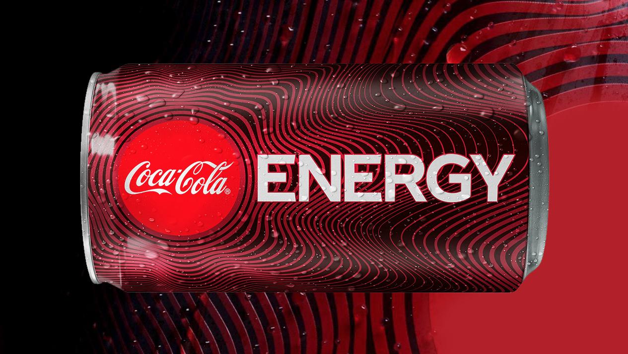 Coca Cola Energy energía positiva
