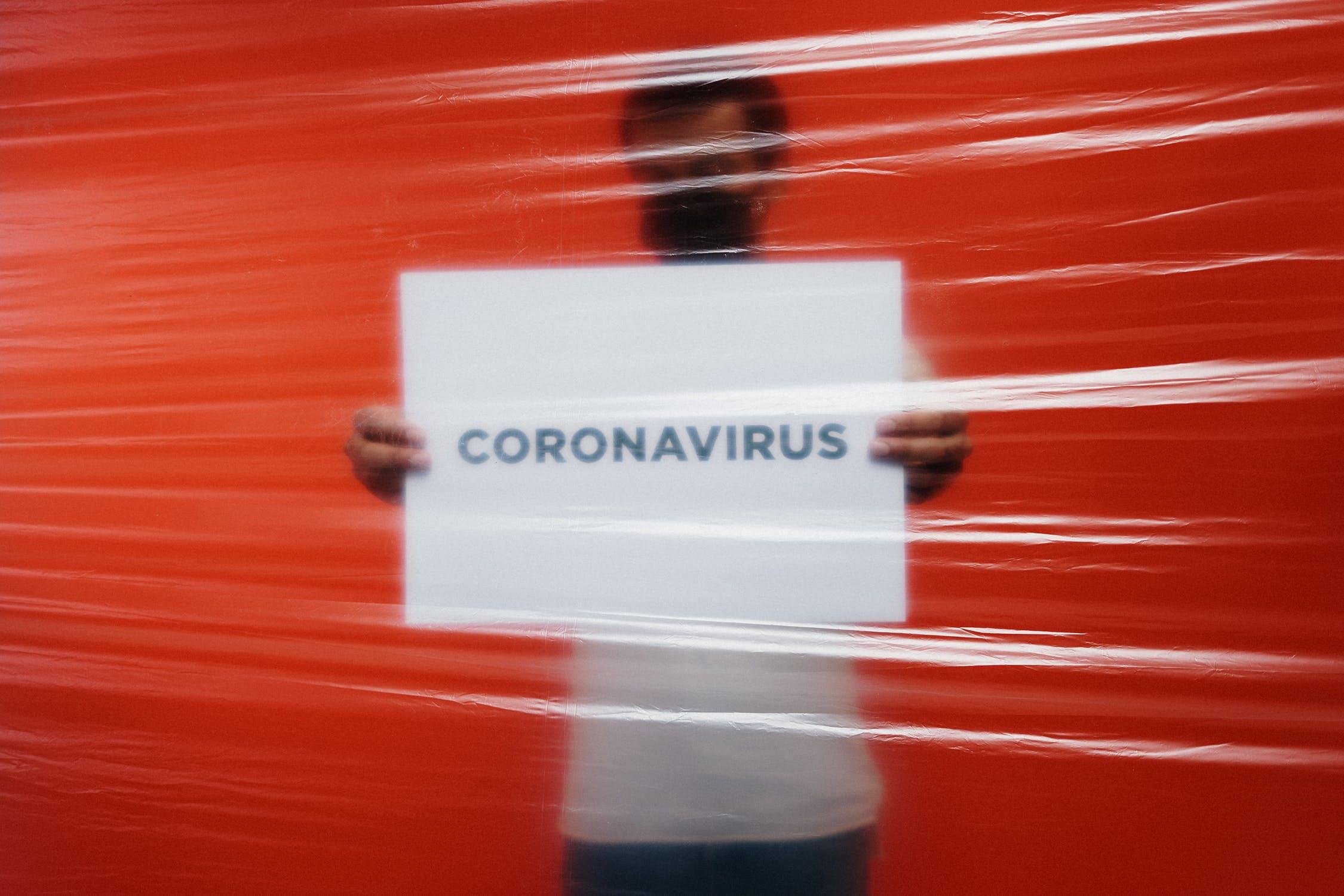 Protegerte del coronavirus
