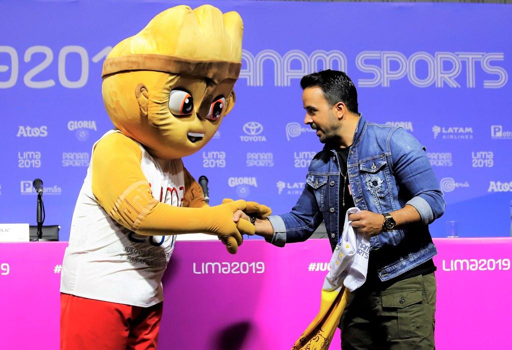 Luis Fonsi reggaeton