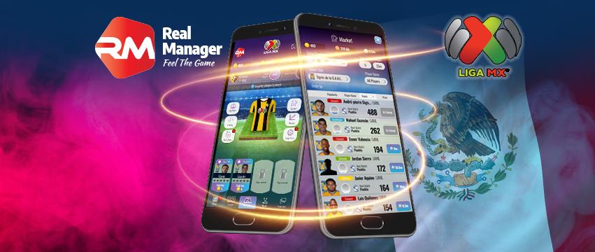 Liga MX Real Manager
