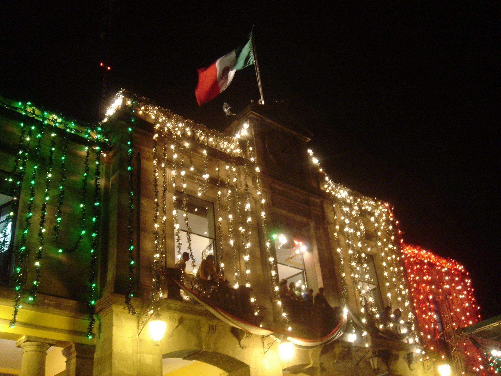 Festejemos México grito de independencia fiestas patrias mercado libre