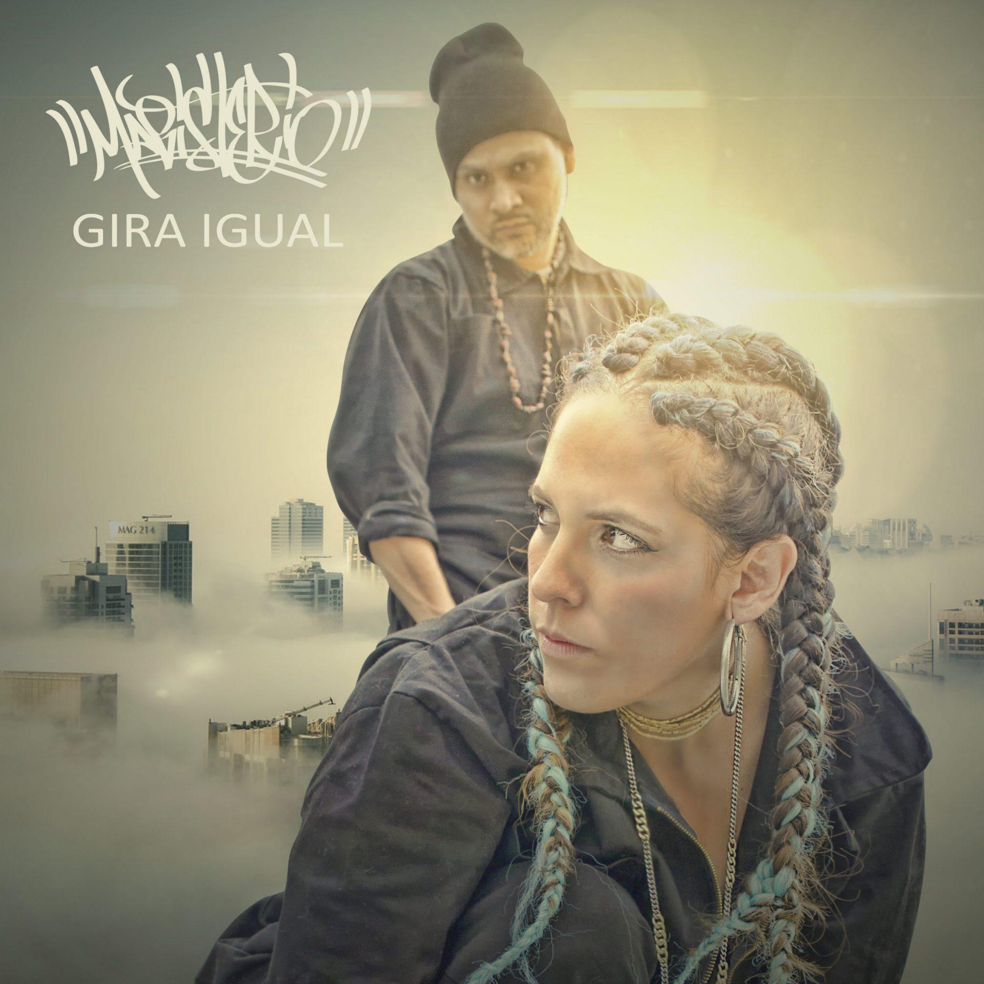 """La Legendaria dupla de rap serio MAGISTERIO está de vuelta con """"GIRA IGUAL"""""""