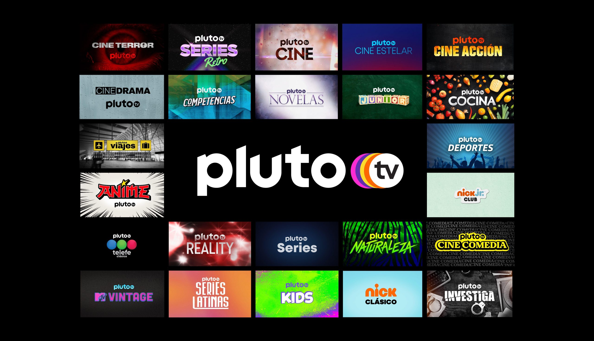 Hisense Pluto Tv