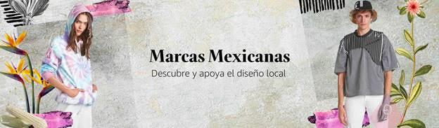diseñadores mexicanos amazon