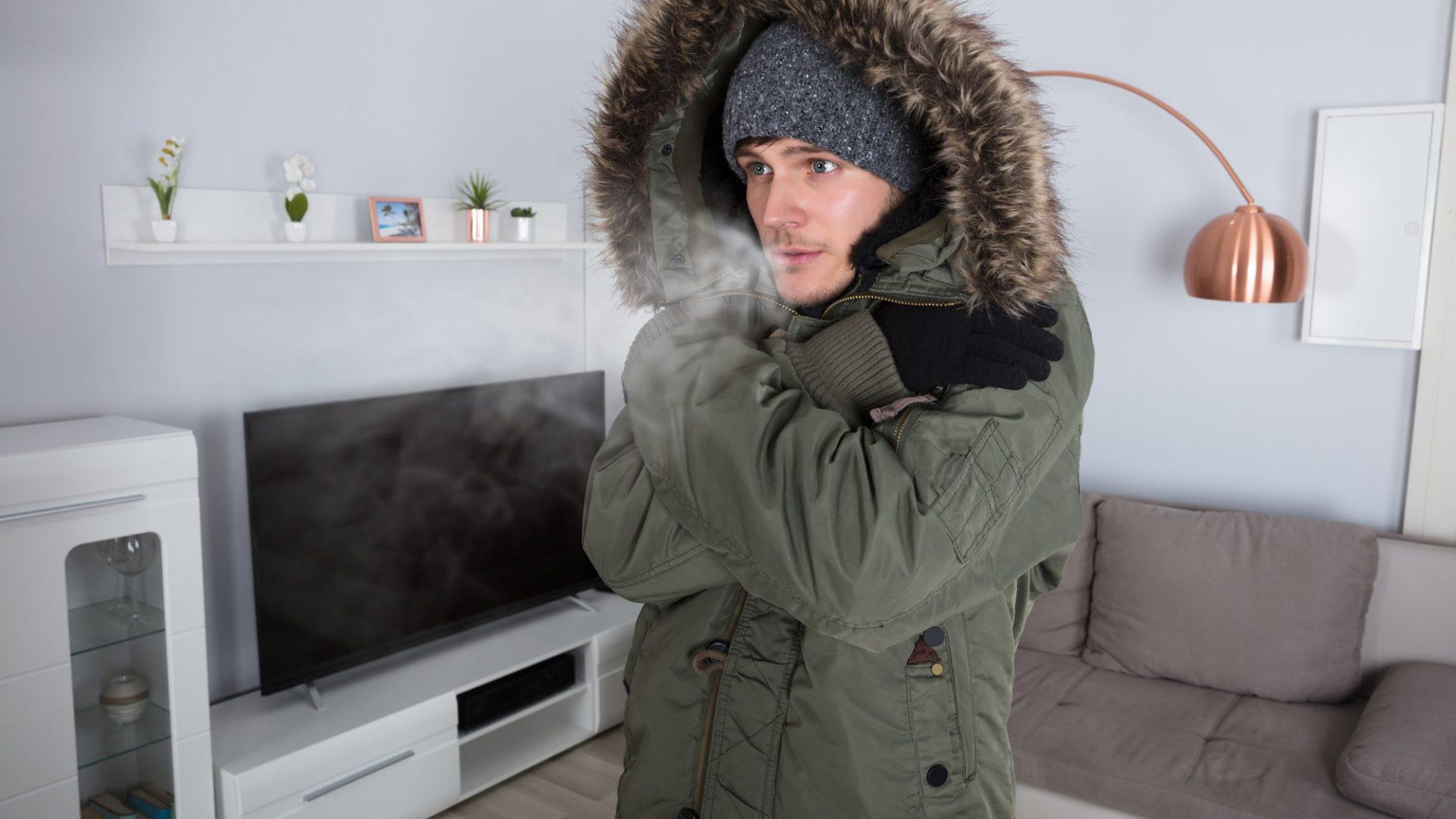 Casa fria congelador