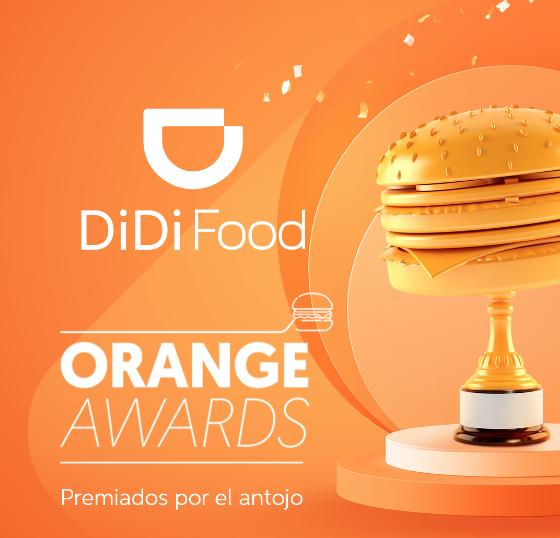 Didi Food Orange Awards