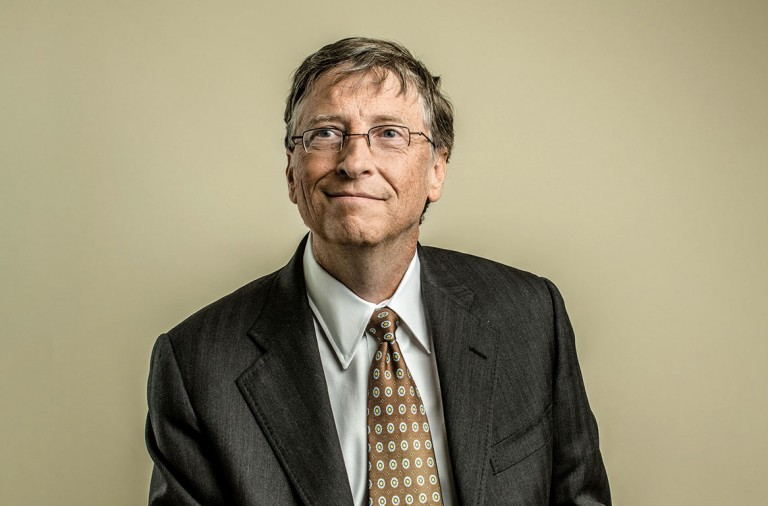 bill gates dice
