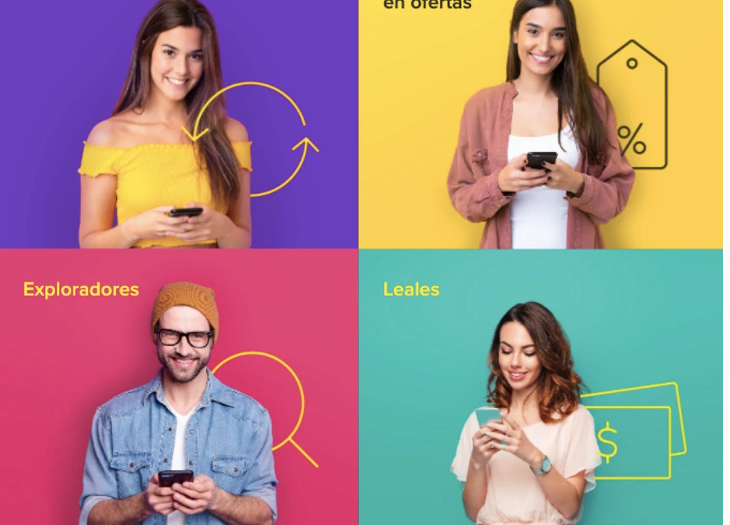 Compradores online Mercado Libre