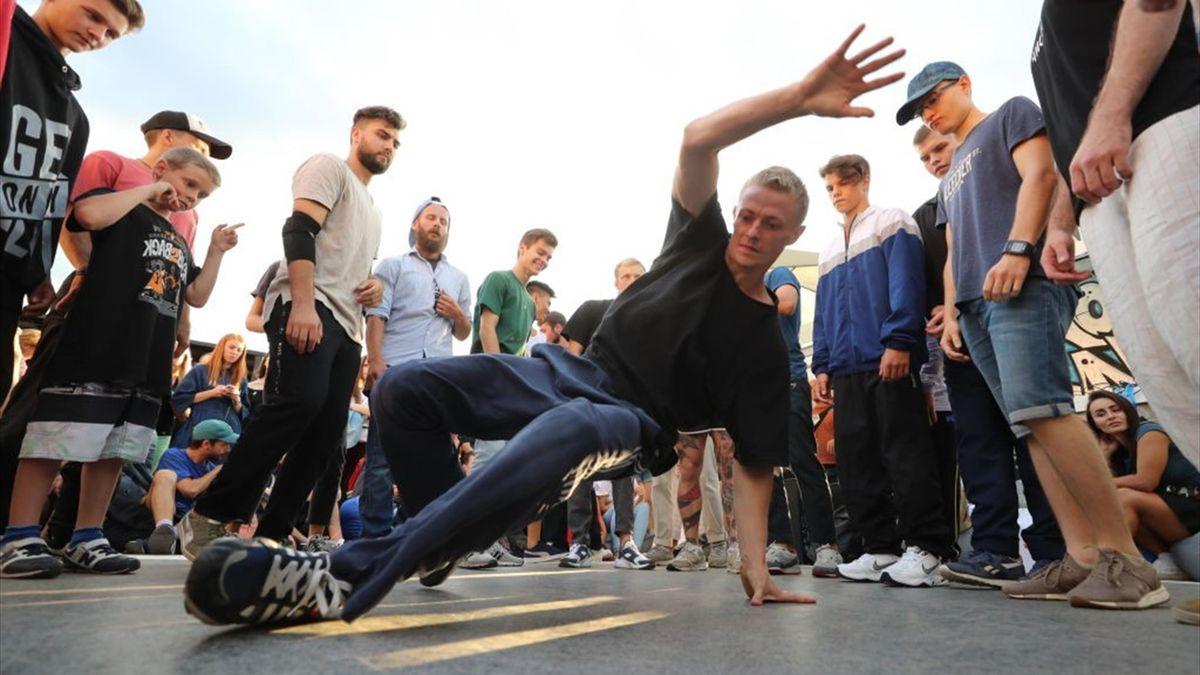 el breakdance
