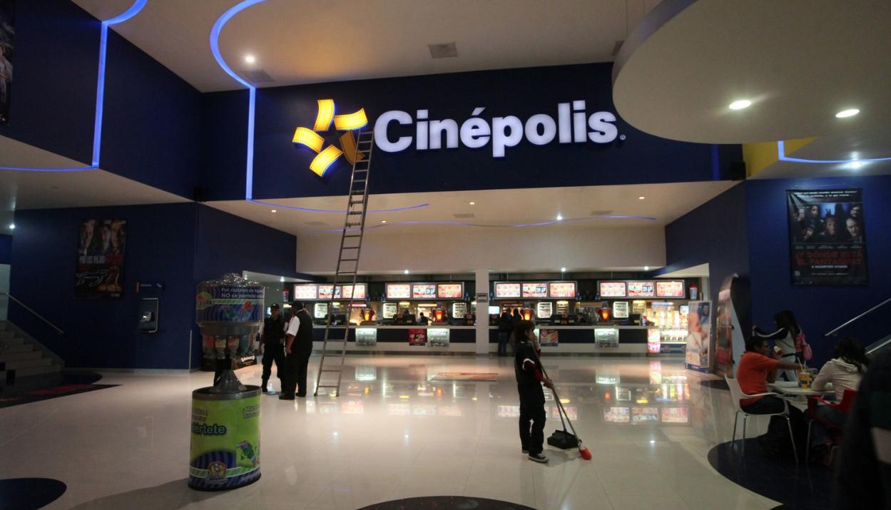 los cines tienen