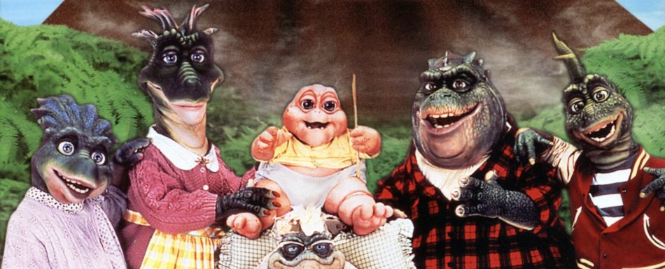 dinosaurios la serie