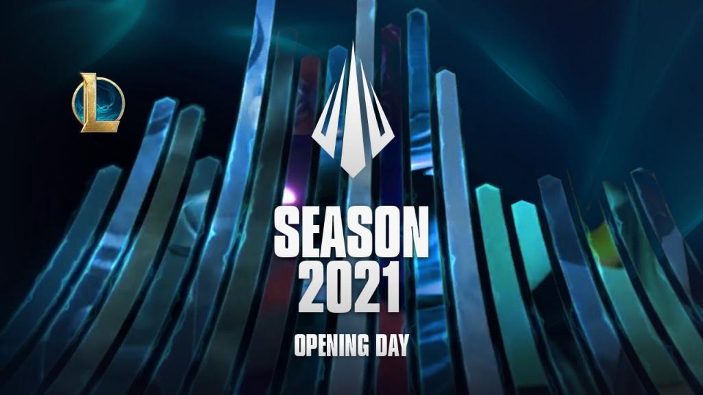 League of Legends League of Legends season 2021