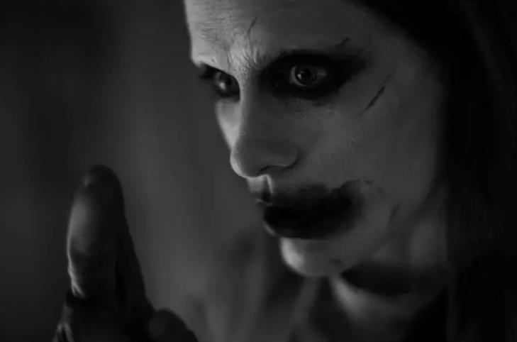 Joker Snyder Cut Jared Leto