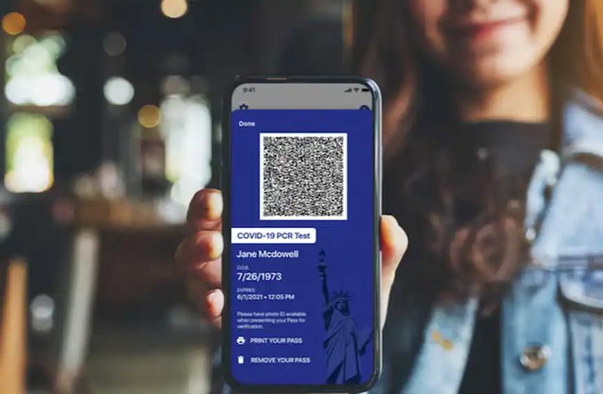pasaporte digital