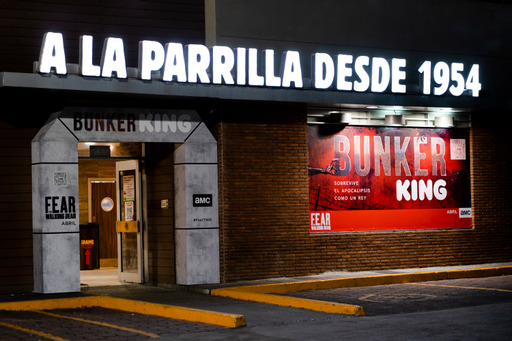 Bunker King Burger King