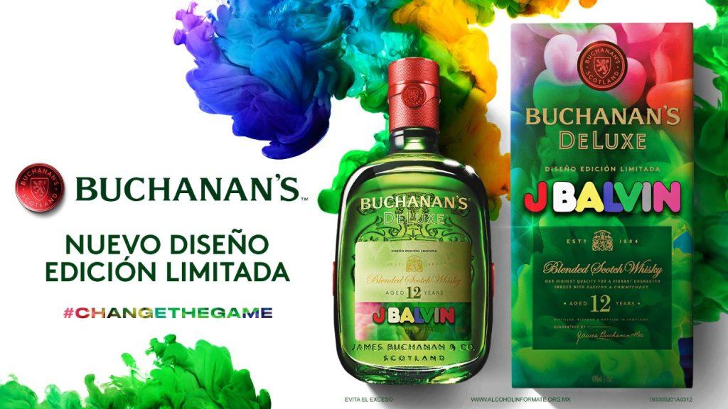 Buchanan's J Balvin