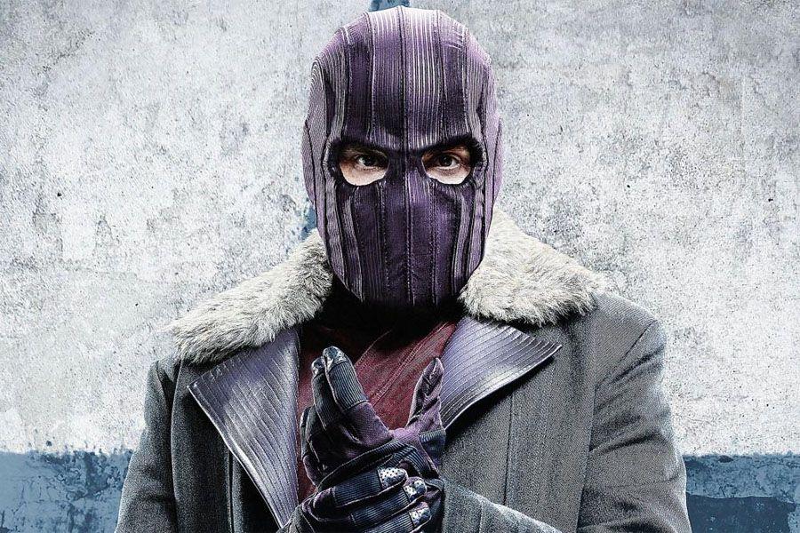 Barón Zemo Falcon Winter Soldier