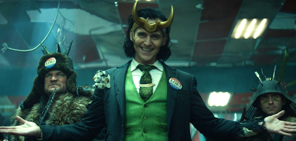 Loki serie trailer Disney+