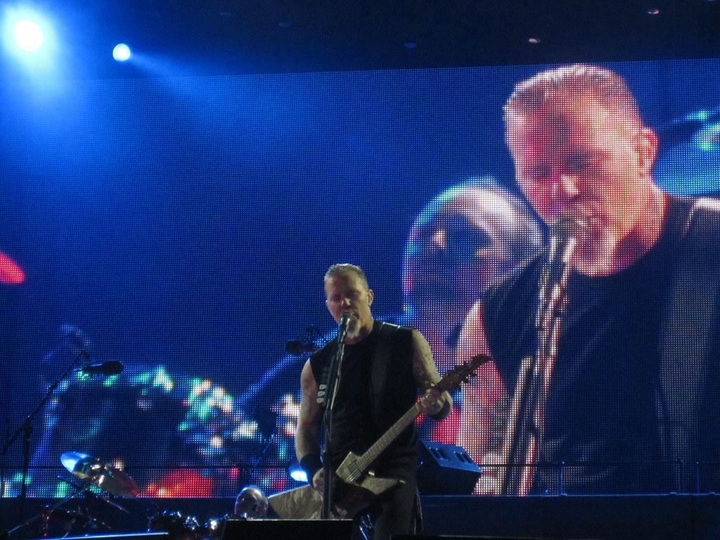 Metallica Ha*Ash Unforgiven