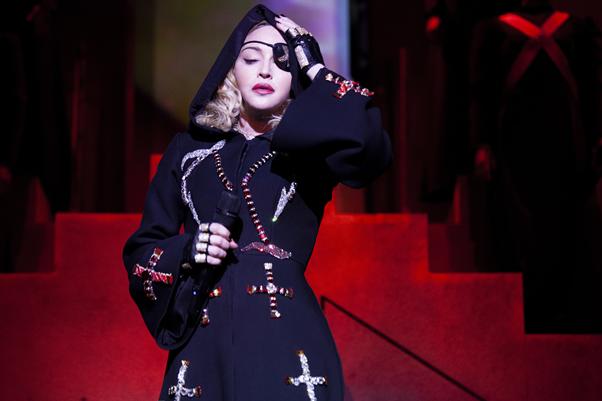 Madonna Madame X Viacom Paramount+